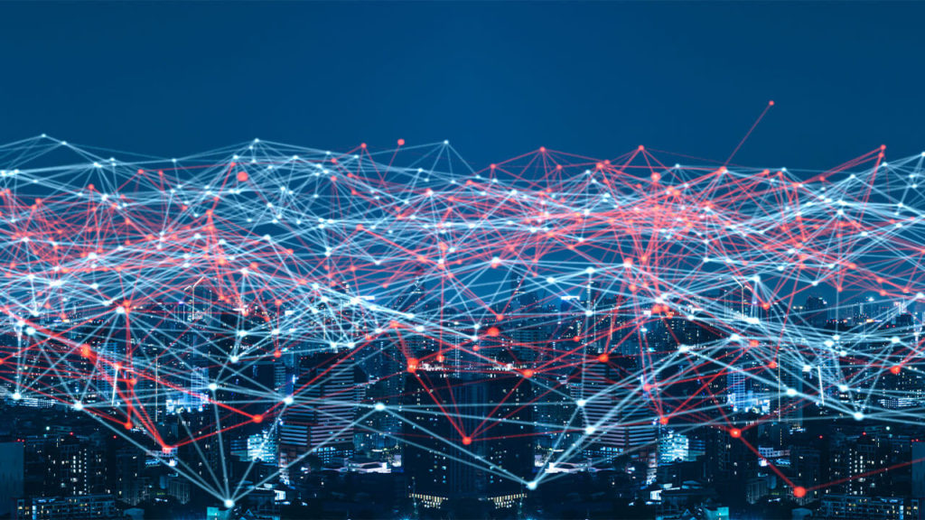interconnectedness in city internet of things